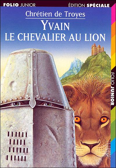 Comment yvain rencontre t il le lion
